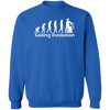 Sailing Evolution Men's Sweatshirt