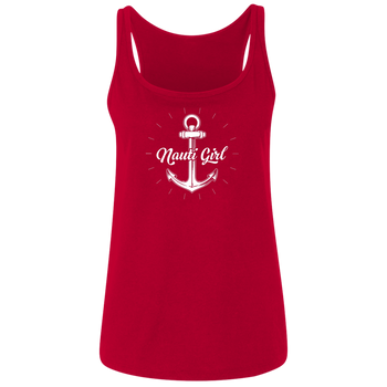 Nauti Girl Women's Tank Top