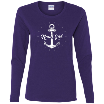 Nauti Girl Women's Long Sleeve