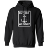 But Did We Sink? Men's Hoodie