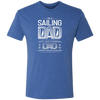 Sailing Dad Premium Men's Tri-Blend T-Shirt