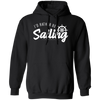 I'd Rather Be Sailing Men's Hoodie