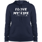 I Love It When My Wife Lets Me Go Sailing Women's Hoodie