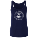 Living The Dream At The Lake Women's Tank Top