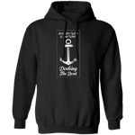 Docking the Boat Men's Hoodie