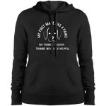 My First Mate Has 4 Paws Women's Hoodie