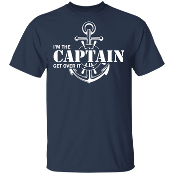 I'm The Captain