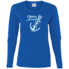 Captain Awesome Women's Long Sleeve