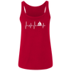 Sailing Heartbeat Women's Tank Top