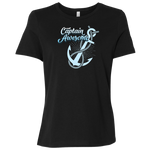 Captain Awesome Women's T-Shirt