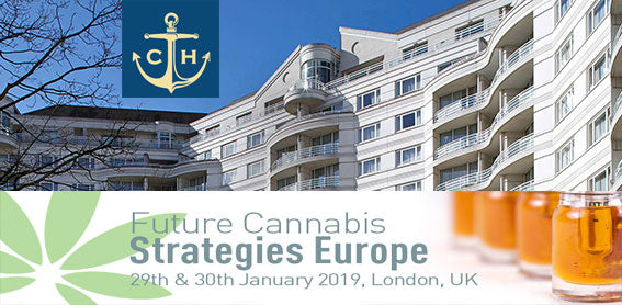 Future Cannabis Strategies Europe 2019