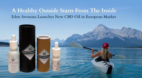 Eden Aromata Launches Swiss Made CBD Oil in European Market