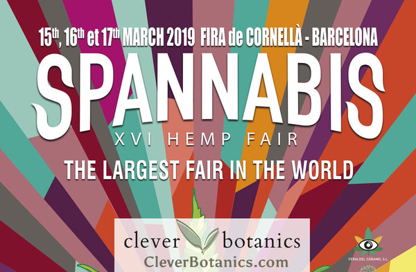 Spannabis 2019 the Global Cannabis Super Conference