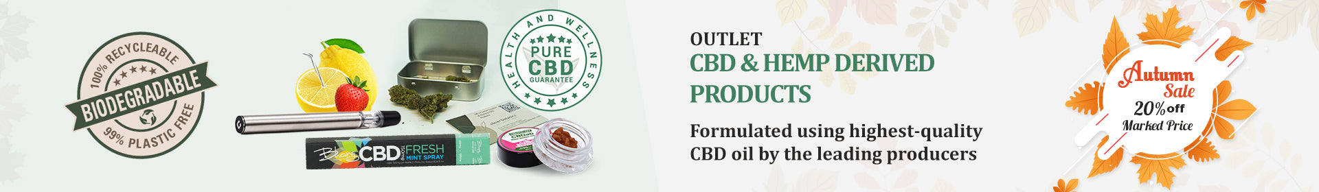 Outlet Products
