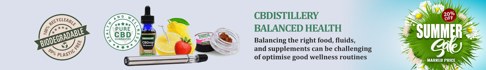 CBD Accessories & Products