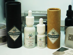Eden Aromata Full Spectrum Hemp Extract Oil 12% 100ml 12,000mg CBD High Strength £360 after discount