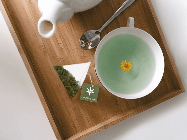 Products 'Ak-48' by Eden Aromata UK Hemp Flowers Tea Bag