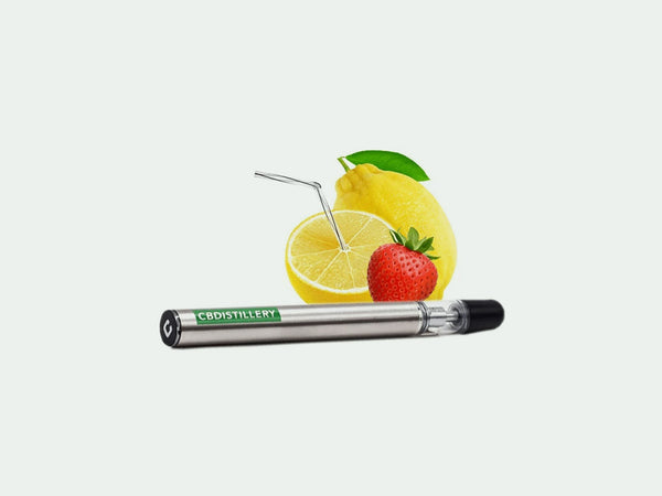 200mg Strawberry Lemonade Disposable CBD Vape Pen