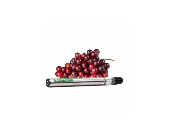 CBD Vape Pen Grape Flavor