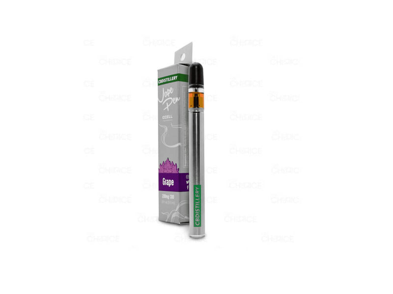 200mg Disposable CBD Vape Pen Grape