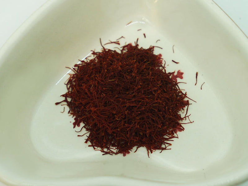 Saffron UK Herbs & Spices of Eden Aromata
