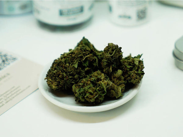 Products 'Strawberry Kush' Aromatic UK Hemp Flower