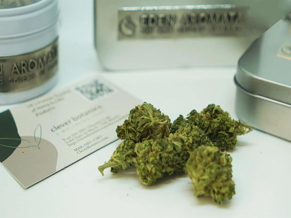 'Lemon Haze' Eden Aromata UK Hemp Flower
