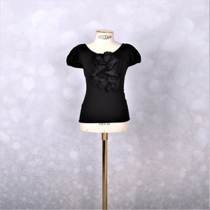Black Cockatoo Blouse