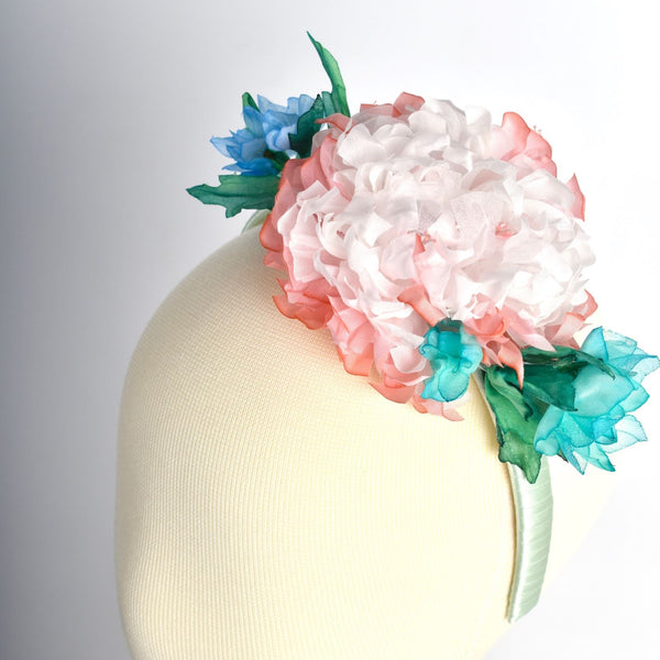 Tiffany Dahlia Headband