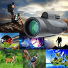 2020 New Waterproof 16X52 High Definition Monocular Telescope(Buy 2 Get 3RD FREE)