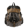 Men's  Large Capacity Canvas Backpack