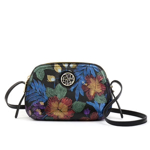 Vintage Women Pattern Crossbody Bag