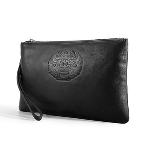 Totem Leather Men's Clutch