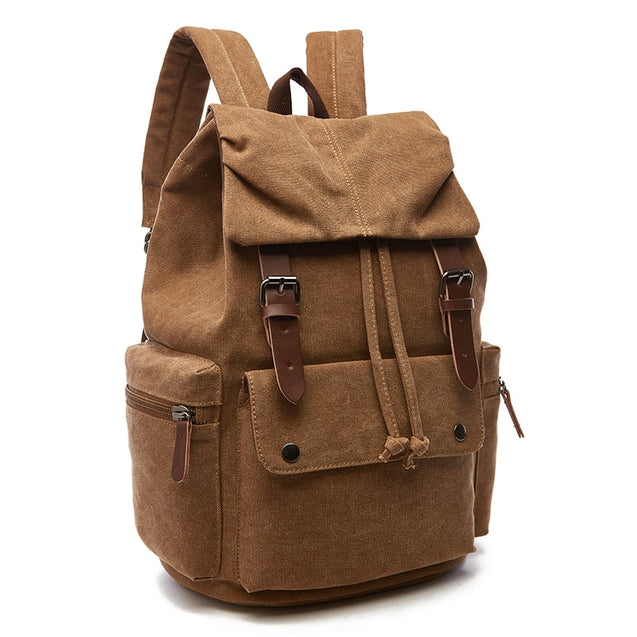 Vintage Canvas Military Backpacks