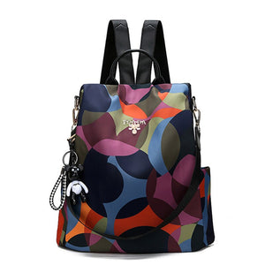 Oxford Backpack for Teenager Girls