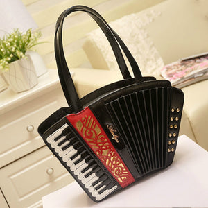 Originally Created Retro Cool Accordion Bag