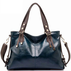 New Luxury Women Leather Handbag