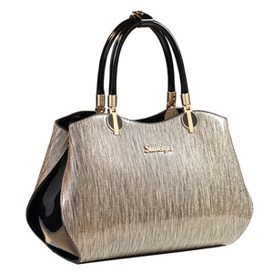 Simple Stripe Luxury Handbags(shipping fee counts by weight)