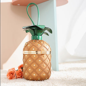 Pineapple Shape Luxury Bags
