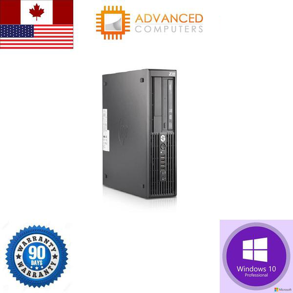 HP Z220 Sff Intel i5 3rd Gen 32GB 1TB HDD 240GB SSD Win10 Pro