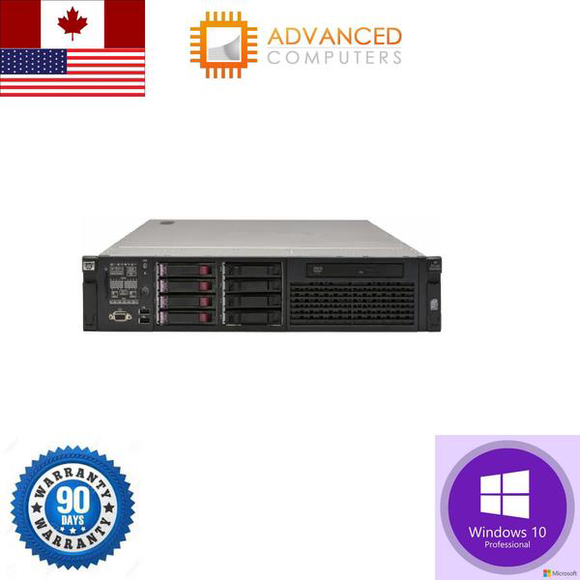 HP Proliant DL380 G6 Xeon E5540 2.53GHz 36GB 4X600GB 2.5