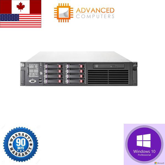 HP Proliant DL360 G6 Xeon E5540 2.53GHz 36GB 4X600GB 2.5