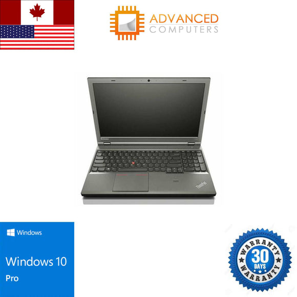 Lenovo T540P Intel i5 – 4th Gen 8GB RAM 500GB HDD WIN 10 PRO