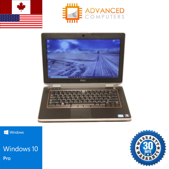 Dell E6420 Intel i7 – 2nd Gen 4GB RAM 500GB HDD WIN 10 PRO