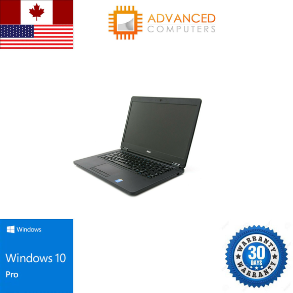 Dell E5450 Intel i5 – 5th Gen 8GB RAM 120GB SSD WIN 10 PRO (No DVD)