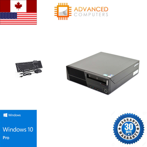 Lenovo M91P SFF Intel i5 - 2nd Gen, 8GB RAM 750GB HDD, WIN 10 Pro