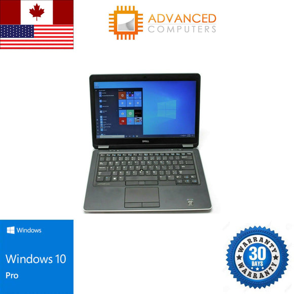 Dell E7440 Intel i5 – 4th Gen 8GB RAM 240GB SSD WIN 10 PRO