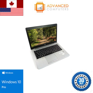 HP Folio  9470M Intel i5 – 3rd Gen 4GB RAM 500GB HDD WIN 10 PRO