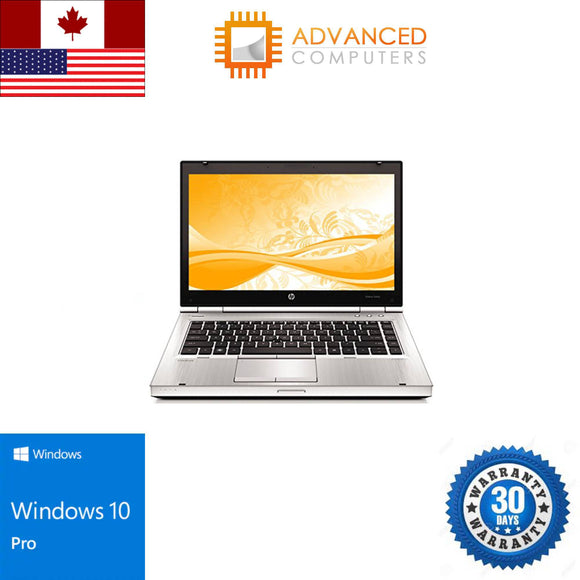HP 8460P Intel i7 – 2nd Gen 8GB RAM 120GB SSD WIN 10 PRO