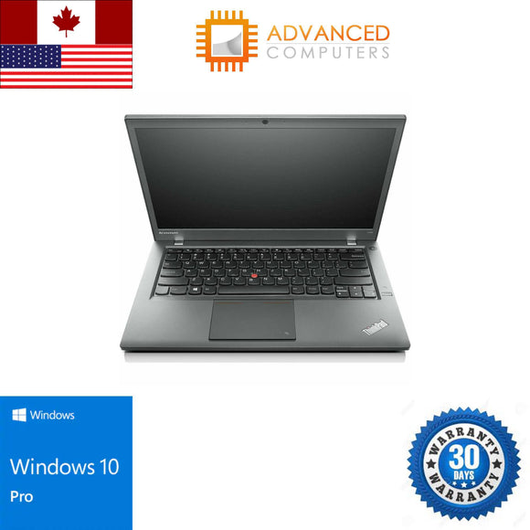 Lenovo T440 Intel i7 – 4th Gen 8GB RAM 240GB SSD WIN 10 PRO
